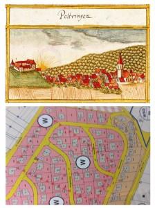 HWV AG Heimatgeschichte Bild + Lage Schloss