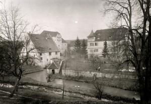 Schlosshof 1905